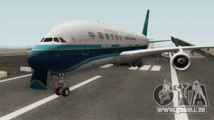 Airbus A380-841 (China Southern Airlines) für GTA San Andreas