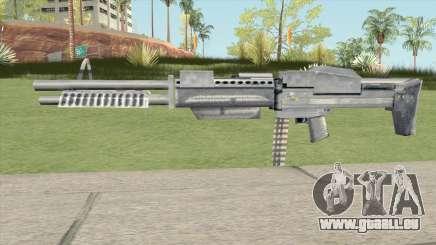 Machine Gun V1 (MGWP) für GTA San Andreas