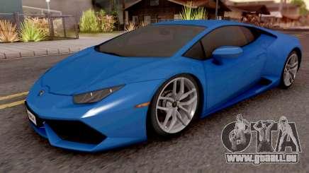 Lamborghini Huracan LP-700 pour GTA San Andreas