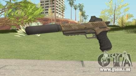 Silenced Pistol (Fortnite) pour GTA San Andreas