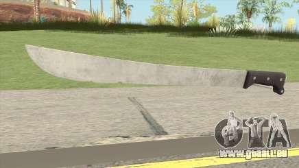 PAYDAY 2 El Verdugo pour GTA San Andreas