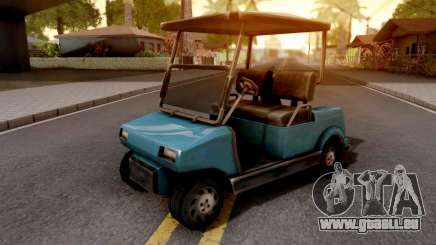 Caddy GTA VC für GTA San Andreas