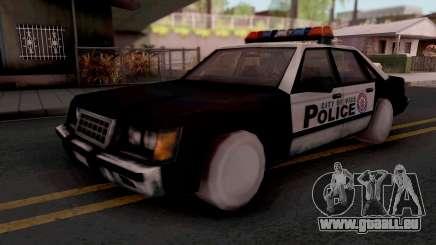 Police Car GTA VC pour GTA San Andreas