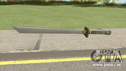 Katana (Fortnite) pour GTA San Andreas