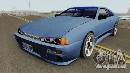 Elegy GT Luxury Edition V3 pour GTA San Andreas