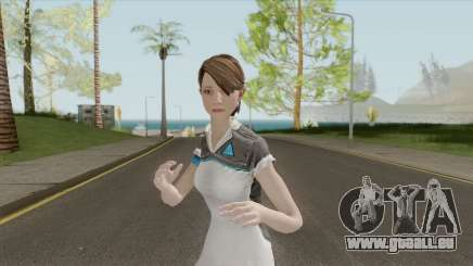 Kara With Cyberlife Uniform From Detroit Becomes für GTA San Andreas