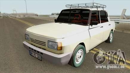 Wartburg 1.3 Limousine 1991 pour GTA San Andreas