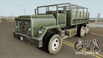 Barracks OL GTA III pour GTA San Andreas