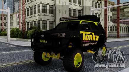 Tonka Truck 43 pour GTA San Andreas
