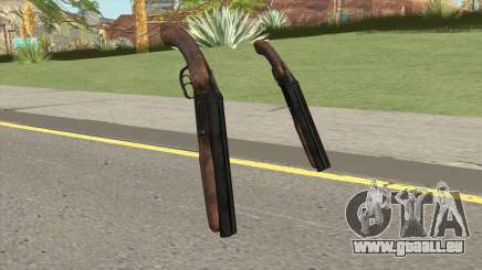 Sawnoff Shotgun HQ pour GTA San Andreas