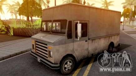 Boxville GTA VC pour GTA San Andreas
