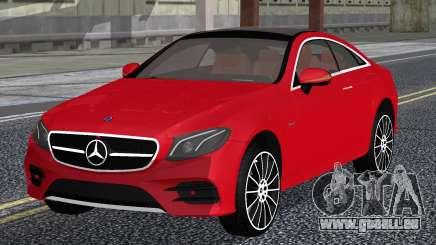 Mercedes-Benz E400 W213 Coupe pour GTA San Andreas