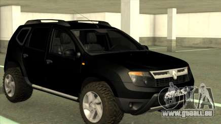 Renault Duster Soft Offroad pour GTA San Andreas