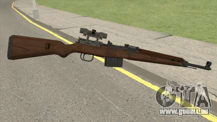 Gewehr-43 Sniper Rifle HQ pour GTA San Andreas