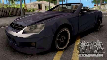 Benefactor Feltzer IV SA Style pour GTA San Andreas