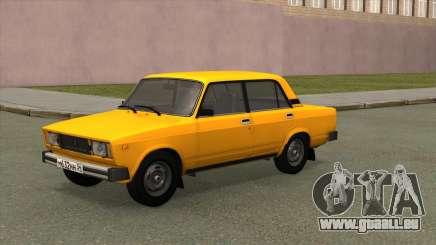 VAZ 2105 Stoke pour GTA San Andreas