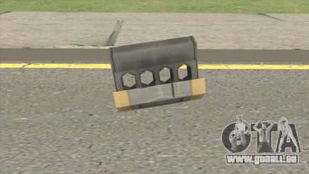Galvaknuckles pour GTA San Andreas
