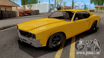 Declasse Sabre GTA 5 für GTA San Andreas