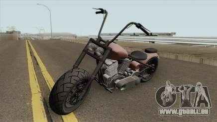 Zombie Estilo GTA TLaD für GTA San Andreas