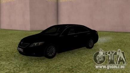 Toyota Camry 2007 Stock pour GTA San Andreas