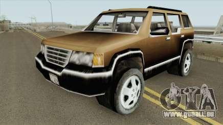Landstalker GTA III für GTA San Andreas
