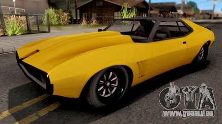 Schyster Deviant GTA V v2 für GTA San Andreas