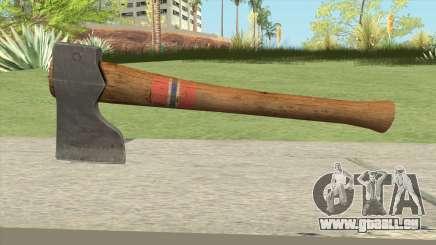 Hatchet (Clean) GTA V pour GTA San Andreas
