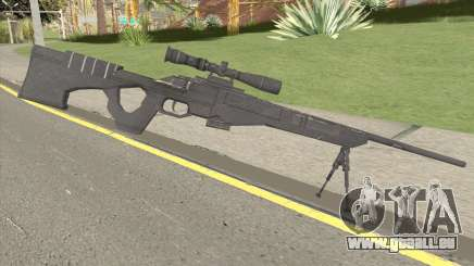 New Sniper Rifle MQ pour GTA San Andreas