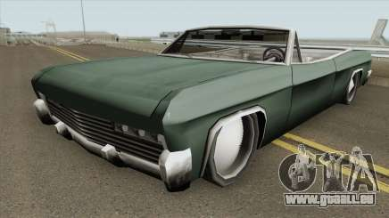 Blade Custom LQ pour GTA San Andreas