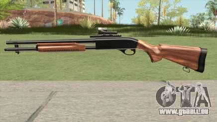 Shotgun (High Quality) pour GTA San Andreas