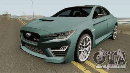 Subaru WRX Concept pour GTA San Andreas