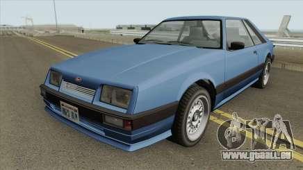Vapid Uranus (Tunable) GTA IV pour GTA San Andreas