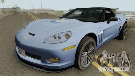 Chevrolet Corvette ZR1 2010 Spyder pour GTA San Andreas