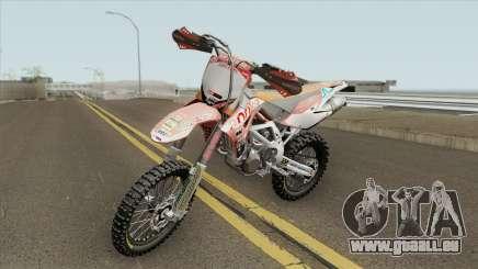 Aprilla MXV 450 pour GTA San Andreas