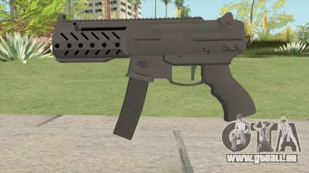 Submachine Gun MK2 (Stock) für GTA San Andreas