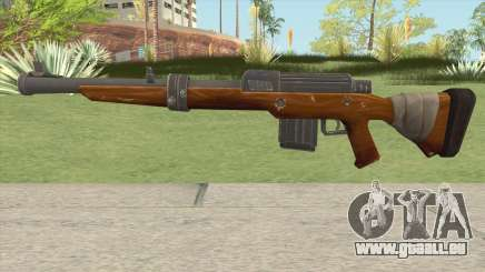 Hunting Rifle (Fortnite) für GTA San Andreas