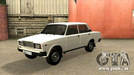 2107 Drain Blanc pour GTA San Andreas