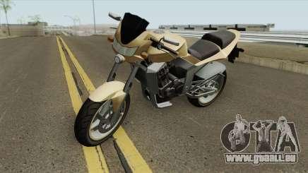 Vader GTA 5 (Texturas Arregladas) für GTA San Andreas