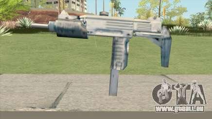 Uzi V1 (MGWP) für GTA San Andreas