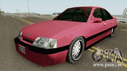 Chevrolet Omega V3 (SA Style) für GTA San Andreas