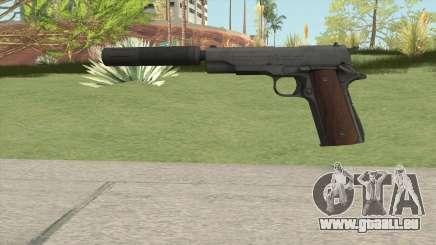 Silenced Pistol HQ pour GTA San Andreas