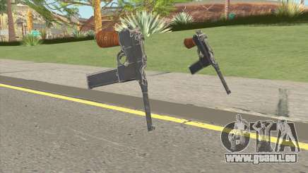 Mauser M712 Extended (Sniper Elite 4) pour GTA San Andreas