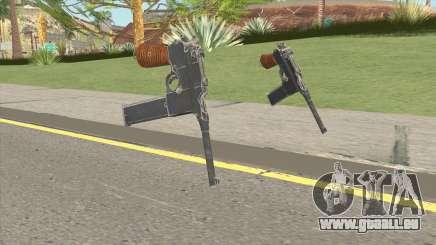 Mauser M712 Extended (Sniper Elite 4) für GTA San Andreas