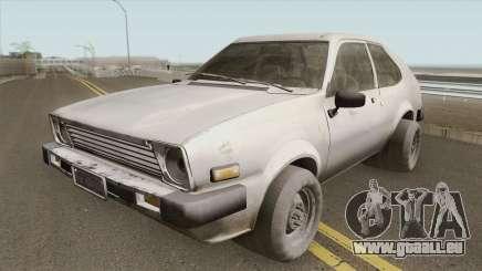 Toyota Corolla Dirty pour GTA San Andreas