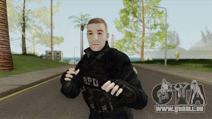 Custom R.P.D. S.W.A.T. pour GTA San Andreas