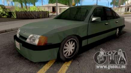 Chevrolet Omega SA Style v2 für GTA San Andreas