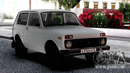 Lada Niva SUV für GTA San Andreas