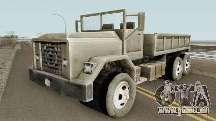 Flatbed GTA III für GTA San Andreas