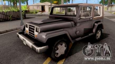 Mesa Grande GTA VC für GTA San Andreas