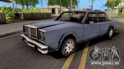 Greenwood GTA VC pour GTA San Andreas